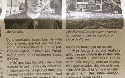 L'Hambulant à St-Pavace