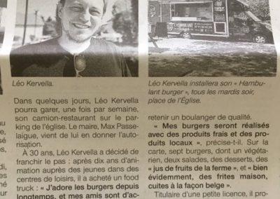article ouest france st-pavace